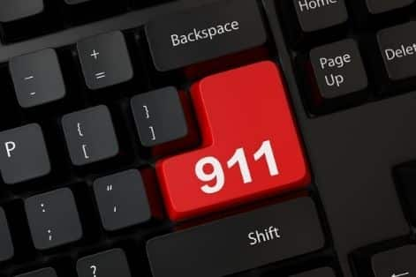 Can You Call 911 On The Computer?